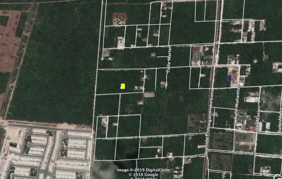 Terreno Venta en Cancun Alamos II 500m2 ¡URGE!