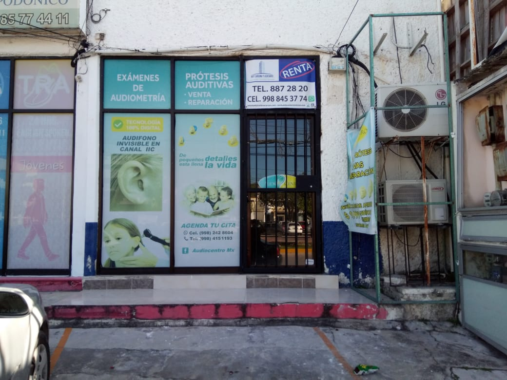 Local en Renta en Cancun SM  2A Av. Nader 65m2