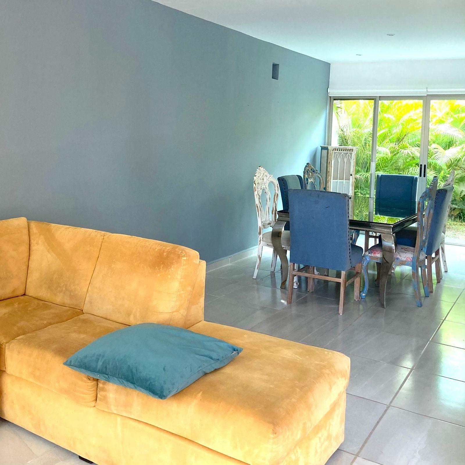 Casa Renta Amueblada Cancun Duke